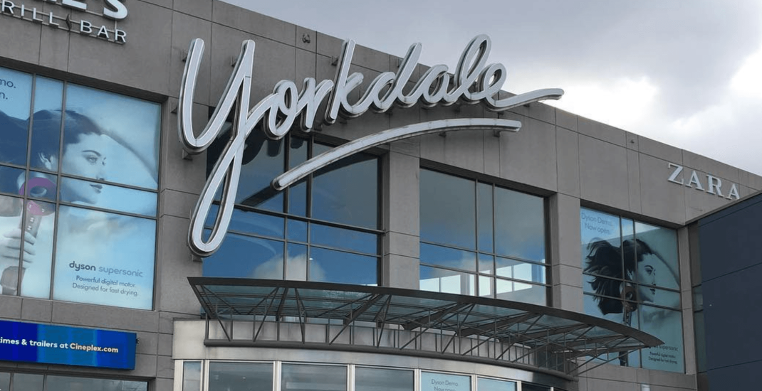 Police evacuate Yorkdale Mall following gunshots