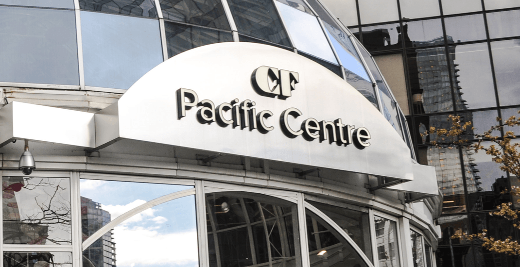 Vancouver's CF Pacific Centre allowing homeless to sleep on property at night