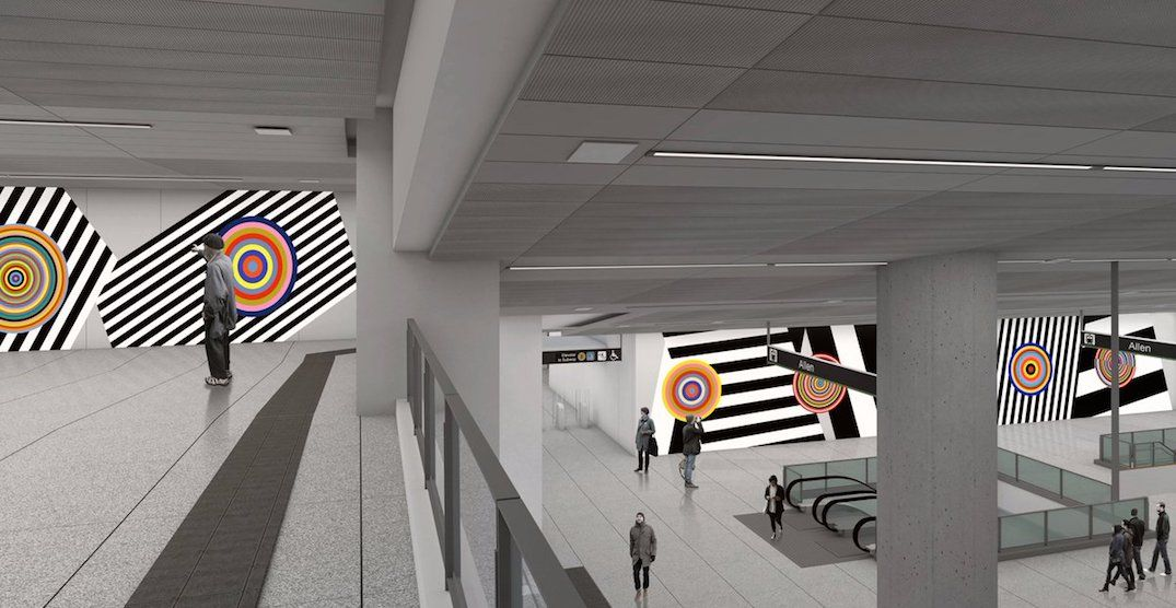 Metrolinx unveils public art projects going into six LRT Crosstown stations (PHOTOS)