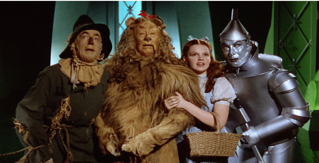 The Wizard of Oz live in concert is coming to Toronto this February