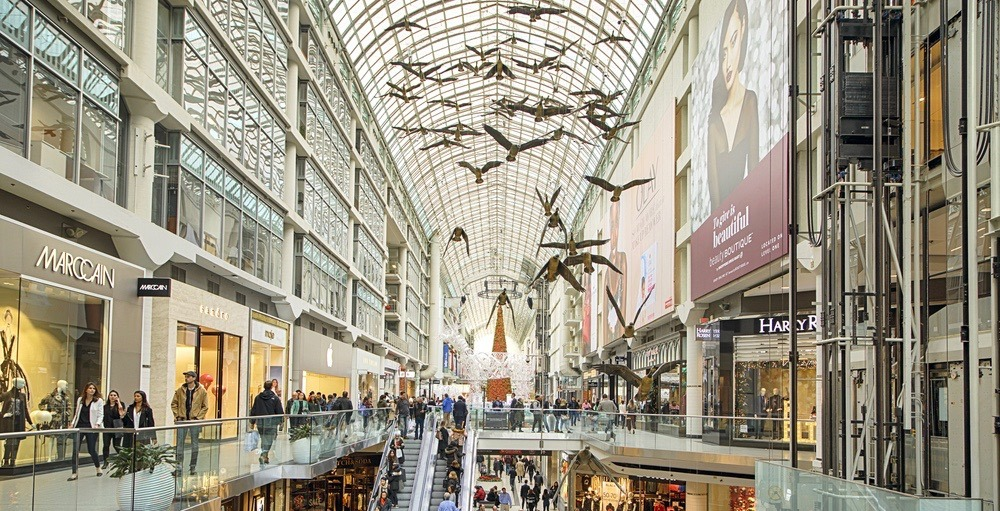 These are the most profitable malls in Canada