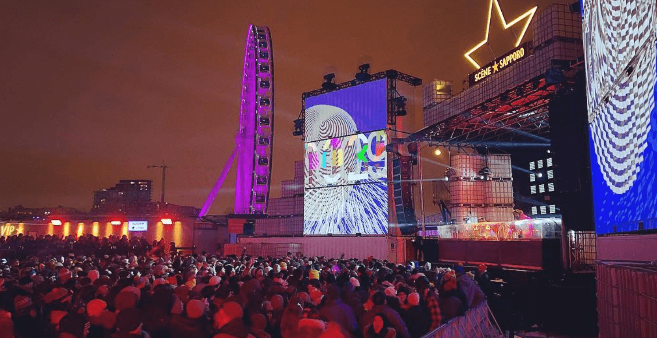 Reminder: STM is giving out free metro passes to Igloofest attendees