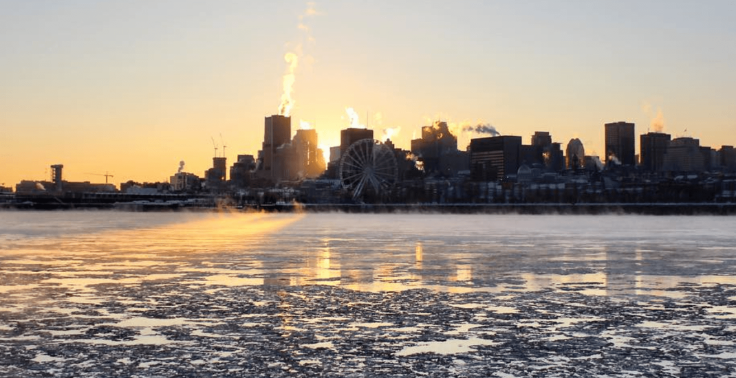 Montreal will finally experience above-zero temperatures on Saturday