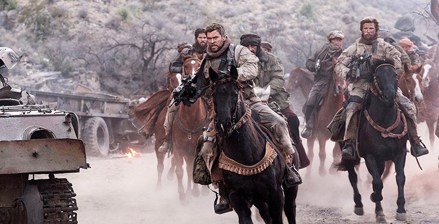 Movie Review: '12 Strong' is an unremarkable film about a ...