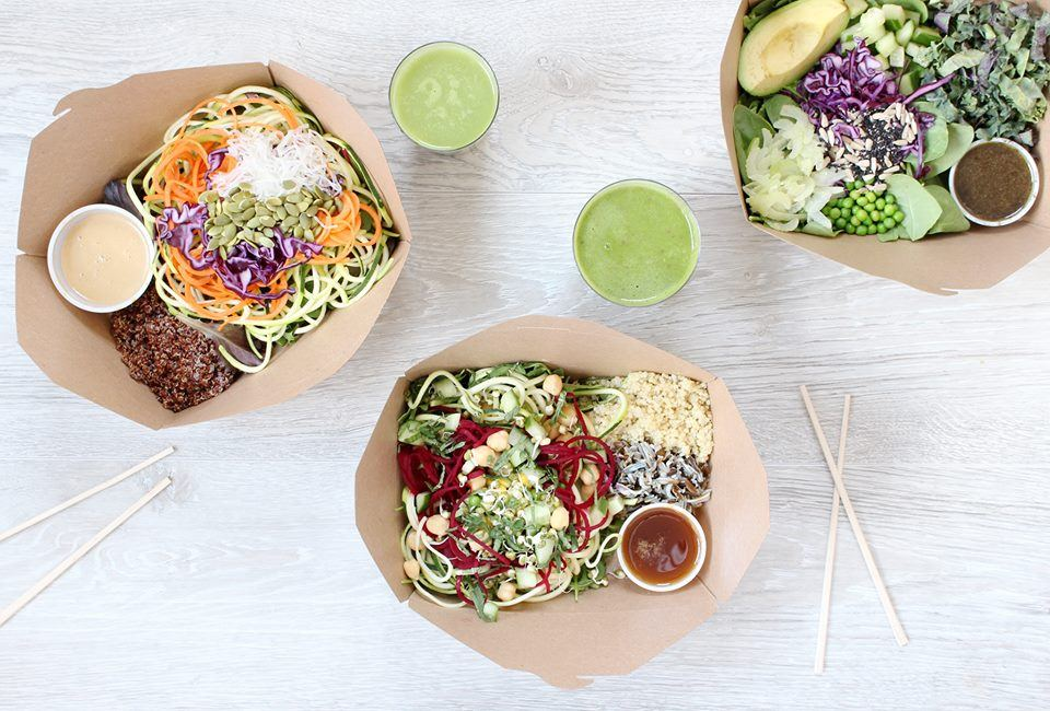 21 places to get healthy fast food in Toronto