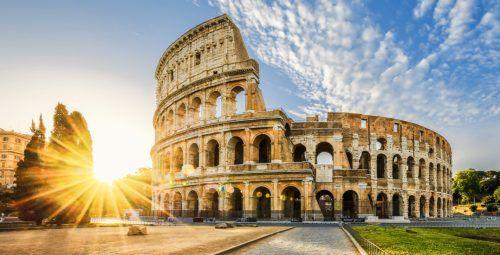 Toronto to Rome