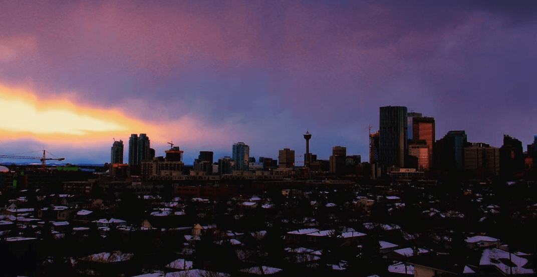 Not a drop of rain nor flake of snow in this week's Calgary forecast