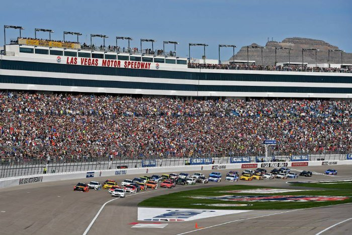 The ultimate sports weekend the vegas edition daily for Las vegas motor speedway events