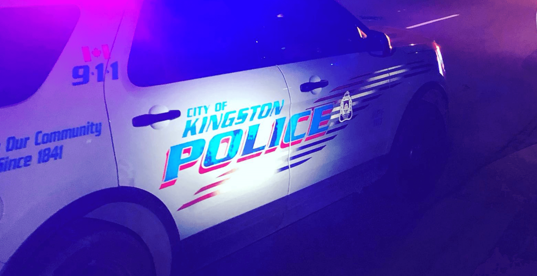Kingston woman arrested after being found in stranger's bathtub