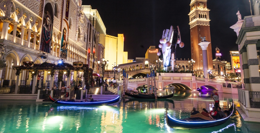 9 crazy cool things you can only do in Vegas (for under $50)