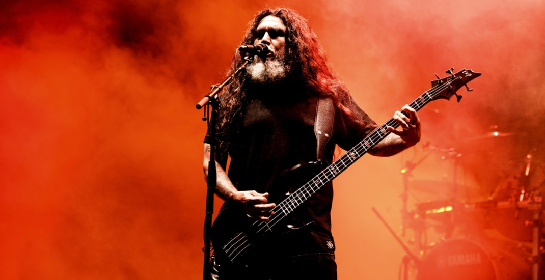 See metal legends Slayer live in Vancouver this spring