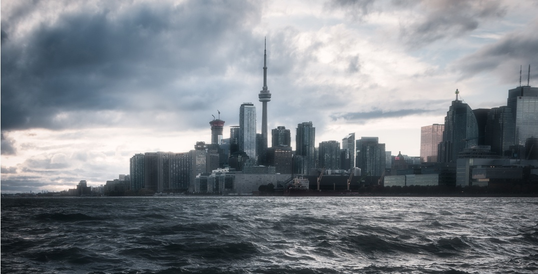 It's official... Toronto smashed 24-year-old temperature record today