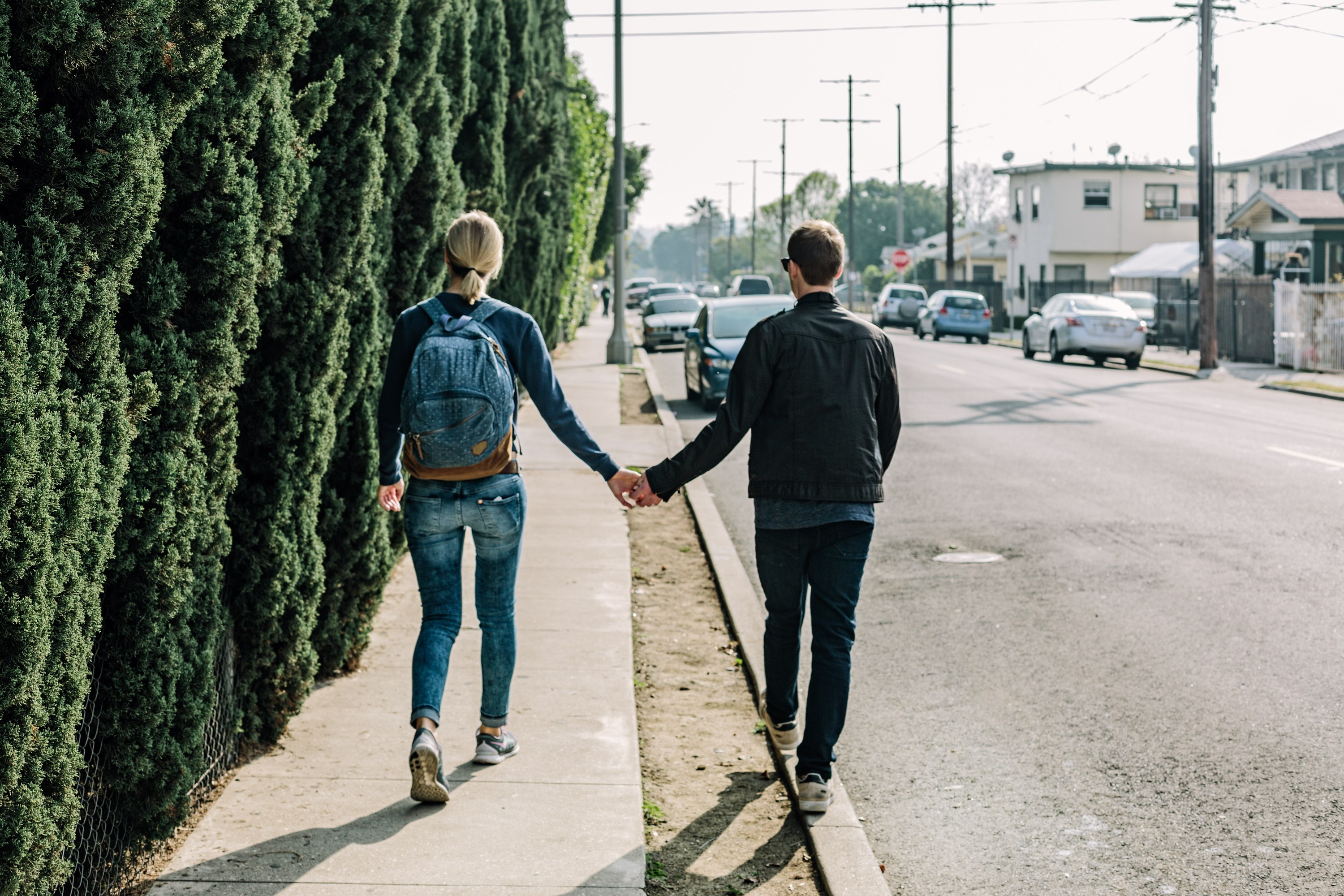 Walking together / Pexels.com