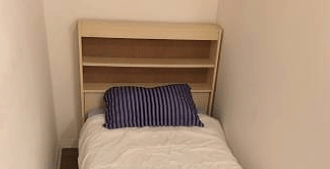 This Yaletown closet could be yours for just $750