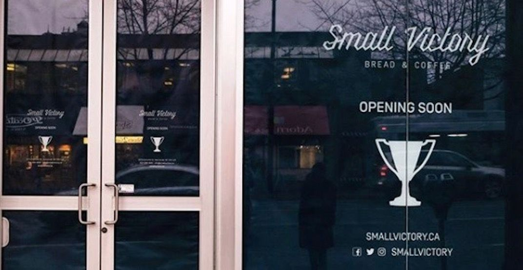 Small Victory is opening a South Granville location