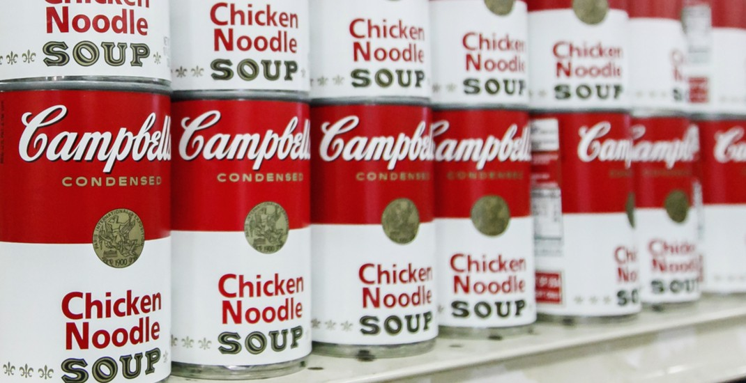 Campbell Soup is closing Toronto plant, affecting 380 jobs