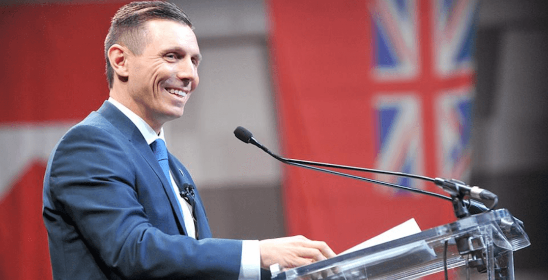 Ontario PC leader Patrick Brown resigns following sexual misconduct allegations