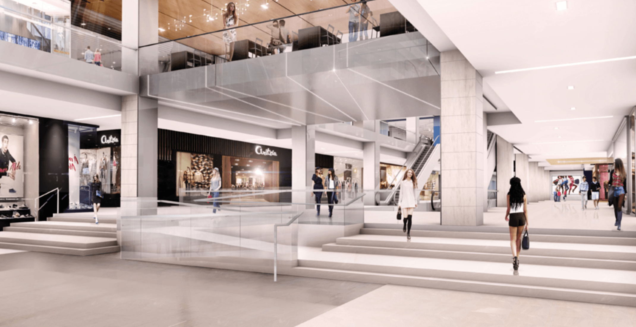 Here's what Montreal's new Eaton Centre will look like (RENDERINGS)