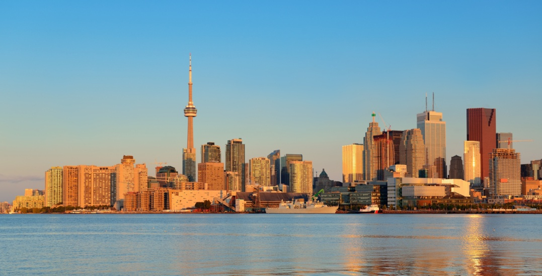 It's going to be over 5°C degrees in Toronto this weekend