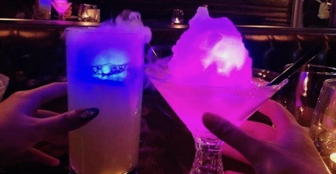 Vancouver eatery making crazy glow-in-the-dark night market drinks (PHOTOS)