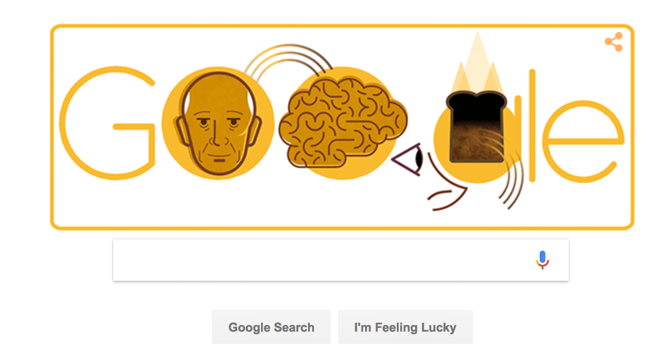 Today's 'Google Doodle' is dedicated to a famous Montrealer