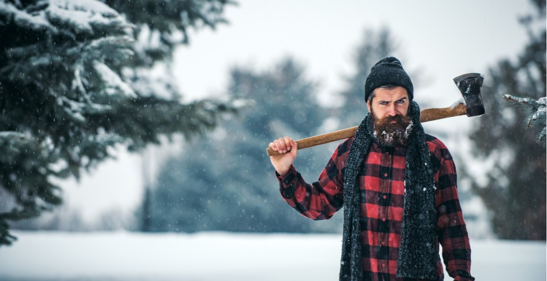 A lumberjack festival is happening in Montreal this weekend