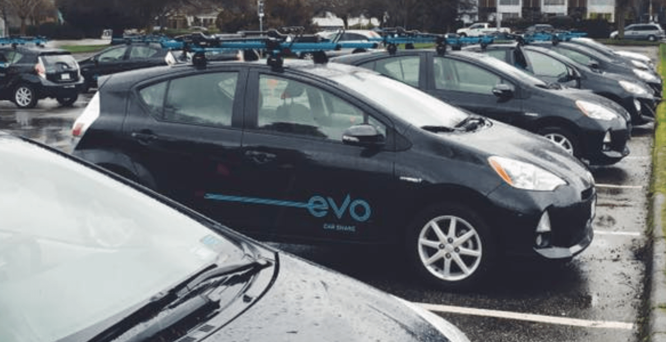 Evo car share expands deeper into South Vancouver