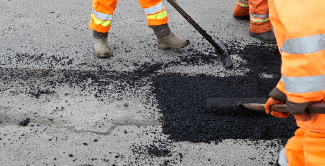 City to conduct another pothole repair blitz this weekend