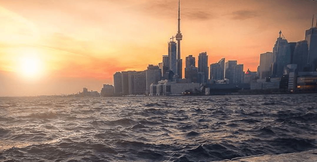 It's supposed to hit 11°C in Toronto by early next week