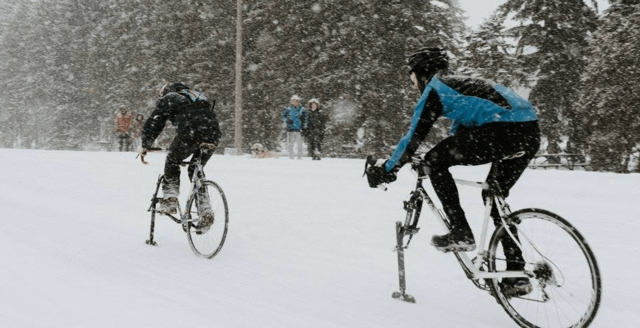 An ice bike race is happening in Montreal next month