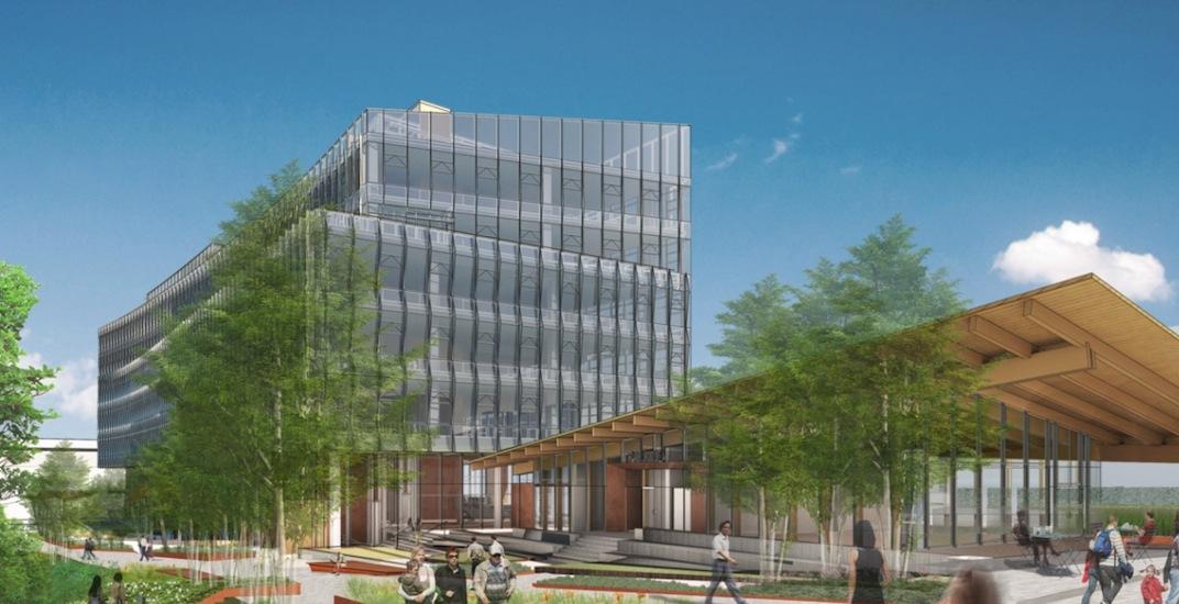 6 office buildings totalling 2 million sq. ft. planned for False Creek Flats