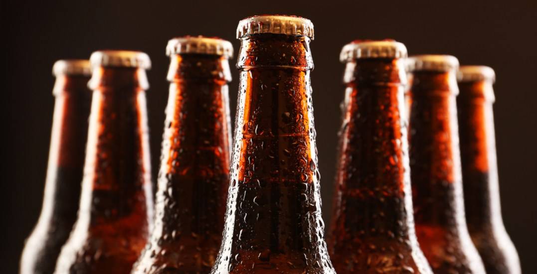 Beer stolen