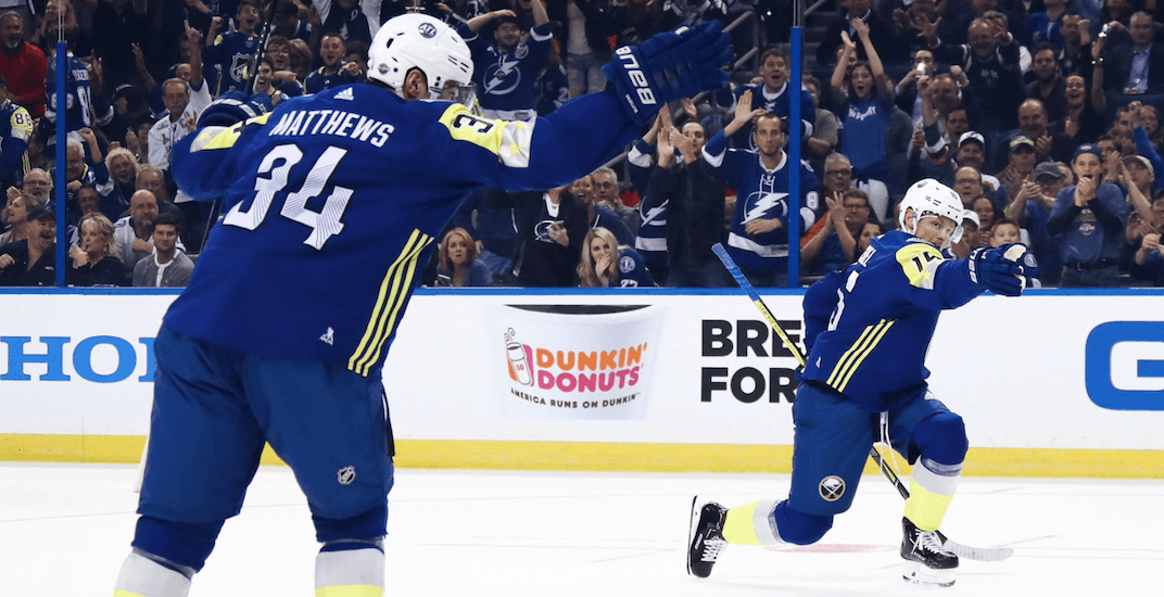 39195351152 10 funny moments from the 2018 NHL All-Star Game (VIDEOS)
