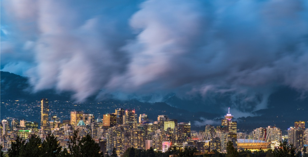 Environment Canada issues rainfall warning for Metro Vancouver