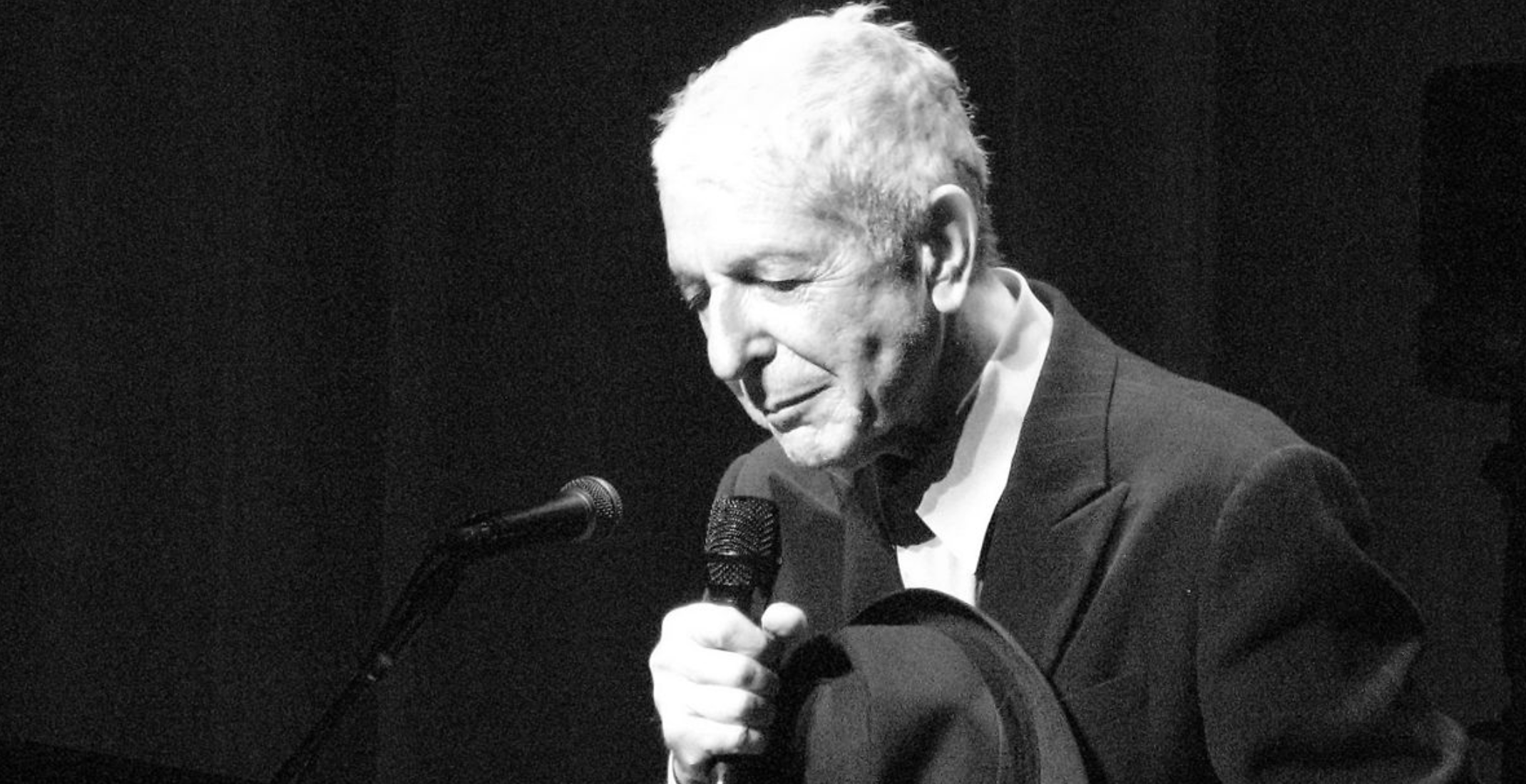 Leonard Cohen awarded Grammy for Best Rock Performance