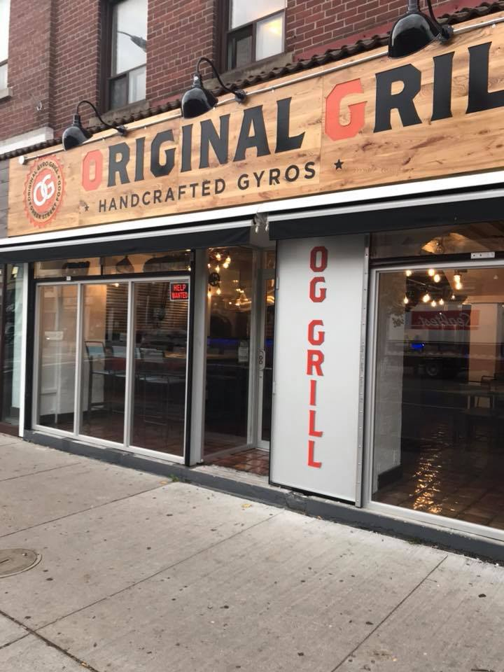 The Original Gyro Grill