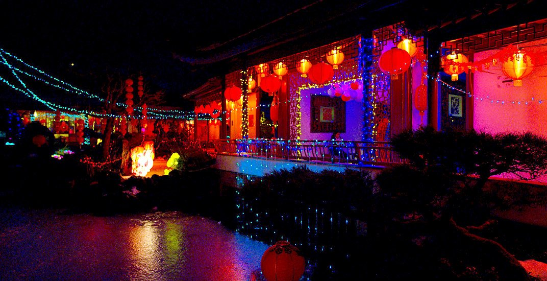 How you can visit this enchanting Chinese lantern festival - for free
