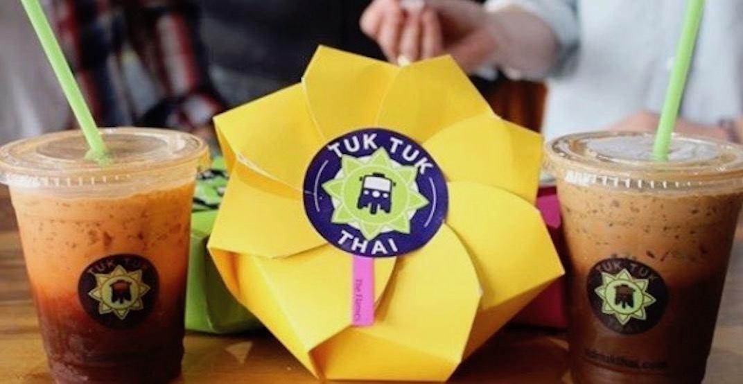 tuk tuk takeover beloved thai spot opening four new. Black Bedroom Furniture Sets. Home Design Ideas
