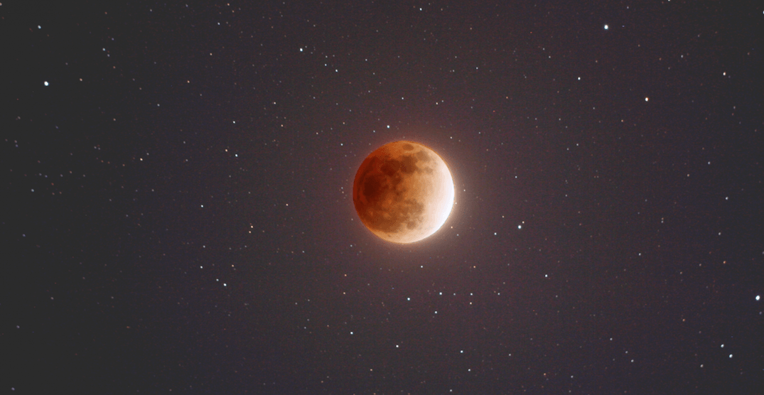 Here's when you can see the Super Blue Blood Moon eclipse in Canada