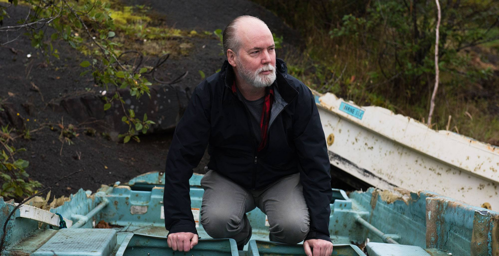 Douglas Coupland launching major art exhibition in Vancouver from ocean plastic