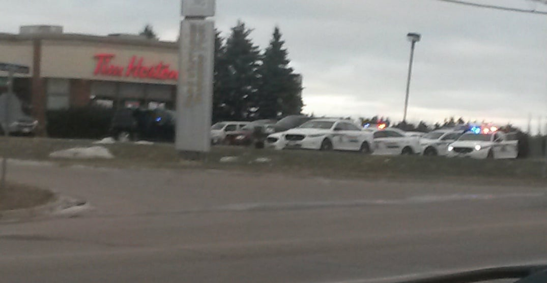 Meanwhile in Canada: Bank robbers arrested after stopping at Tim Hortons drive-thru