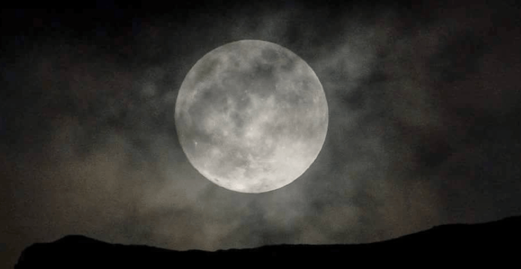 Super Blue Blood Moon spotted everywhere but Calgary (PHOTOS)