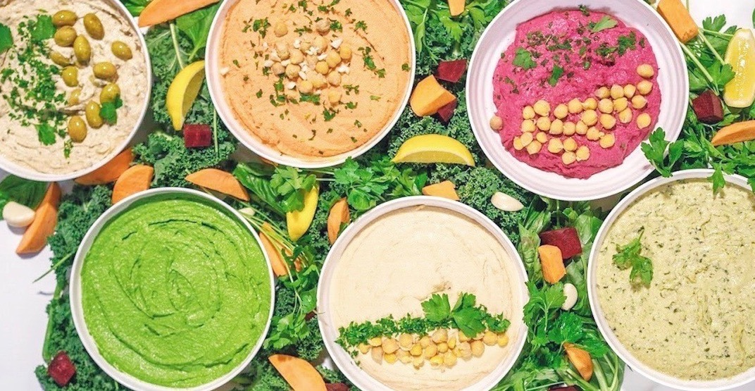 27 feet of hummus: The largest spread in Canada is coming to Vancouver