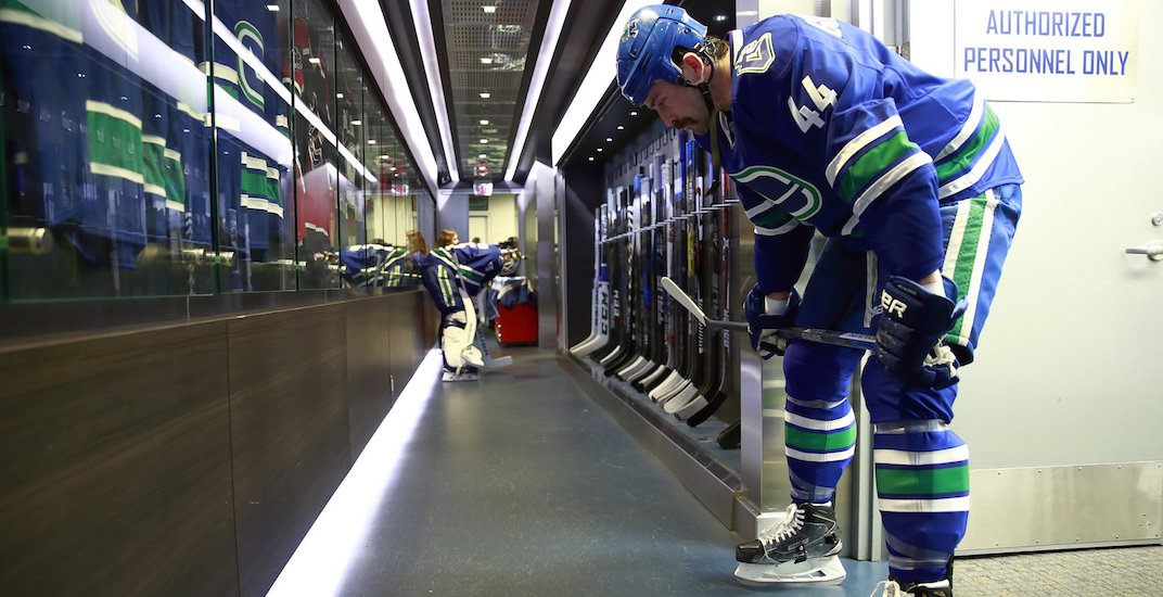 Why Gudbranson's time with the Canucks went so horribly wrong