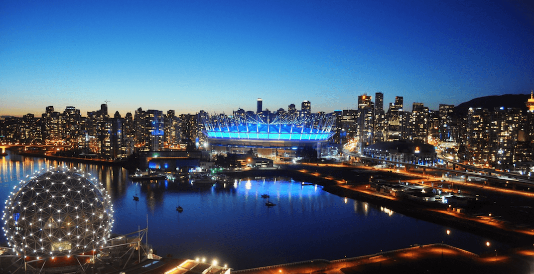 BC Place is participating in #BellLetsTalk tonight