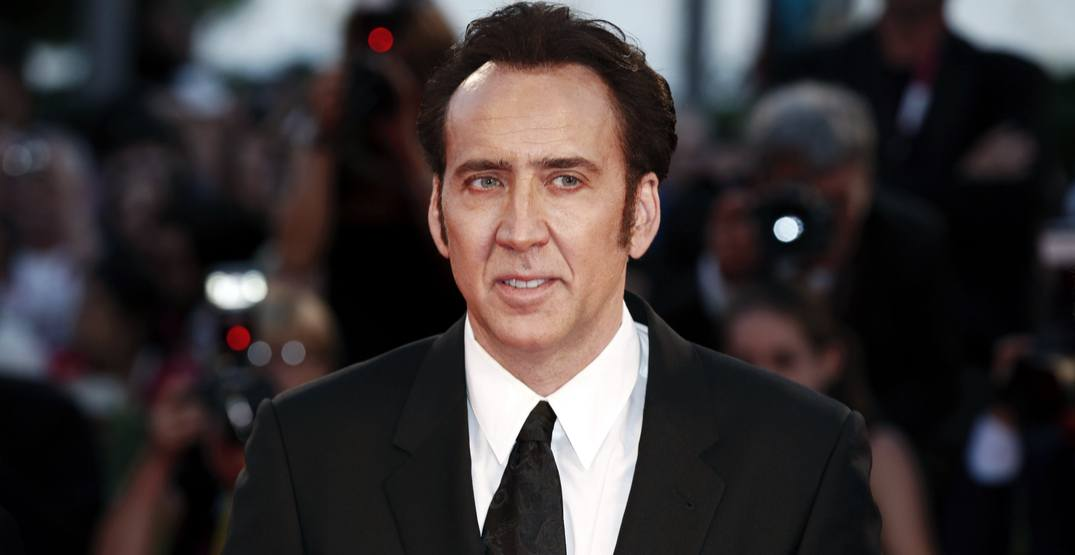 You can celebrate Nic Cage's birthday tonight at this party in Calgary