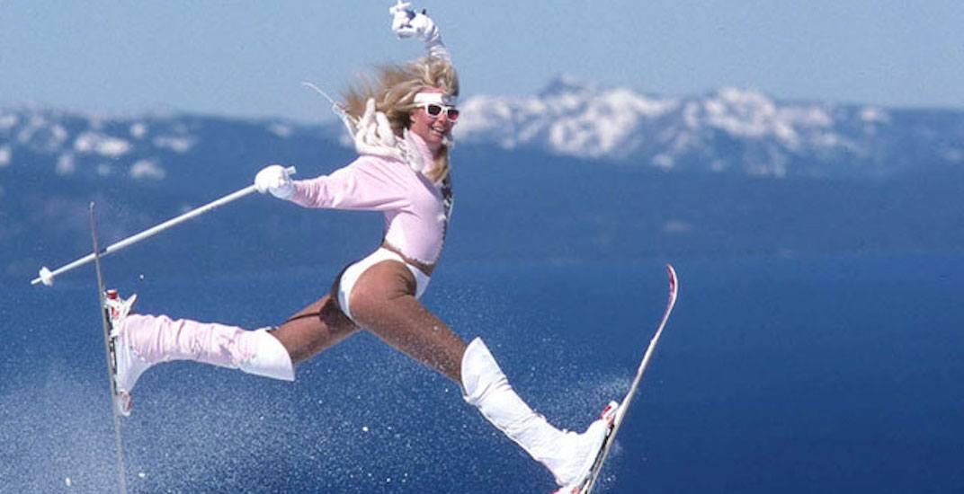 Suzy chaffee ski ballet