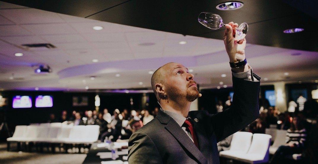 Sean Nelson of Vij's Restaurant named BC's Best Sommelier for 2018