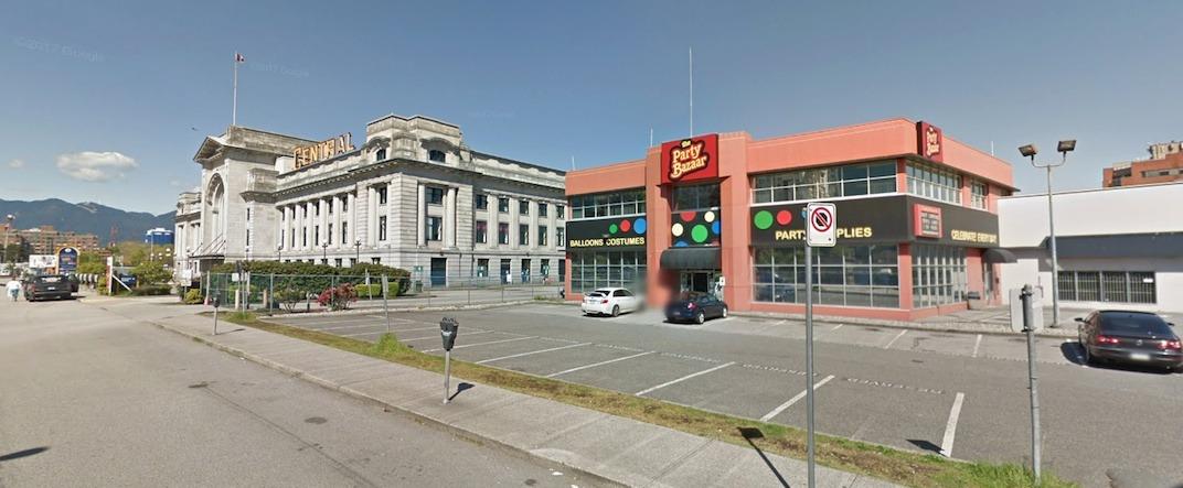1296 Station Street, Vancouver