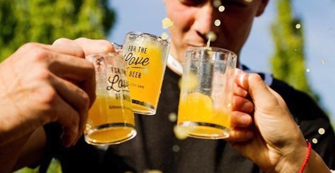 Clover Valley Beer Festival2018 to kick off this summer in Surrey